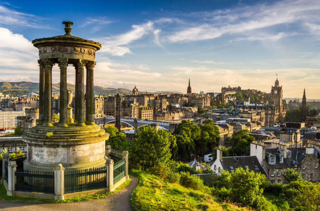 landlords guide to property investment in Edinburgh