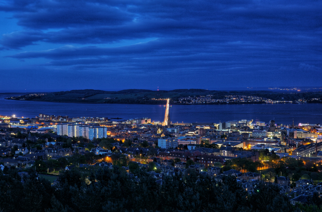 Dundee nightscape